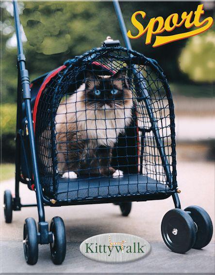 KittyWalk Sports Stroller