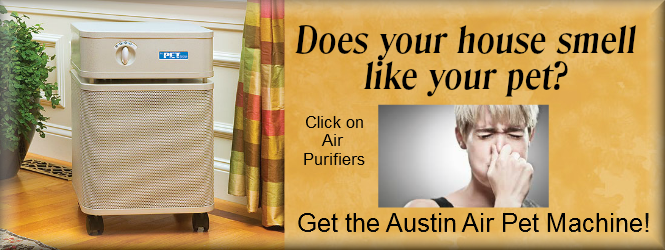 Austin Air Air Purifier Pet Machine