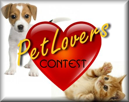 ***Pet Lovers Contest