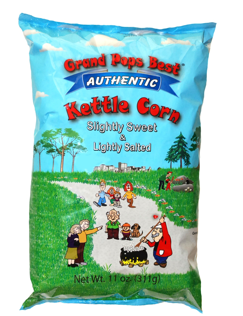 Grand Pops Best Kettle Corn, 11 oz.