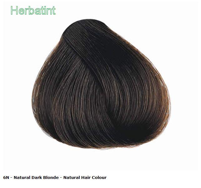 Herbatint Dark Blonde 6n Hair Coloring Nature S Country