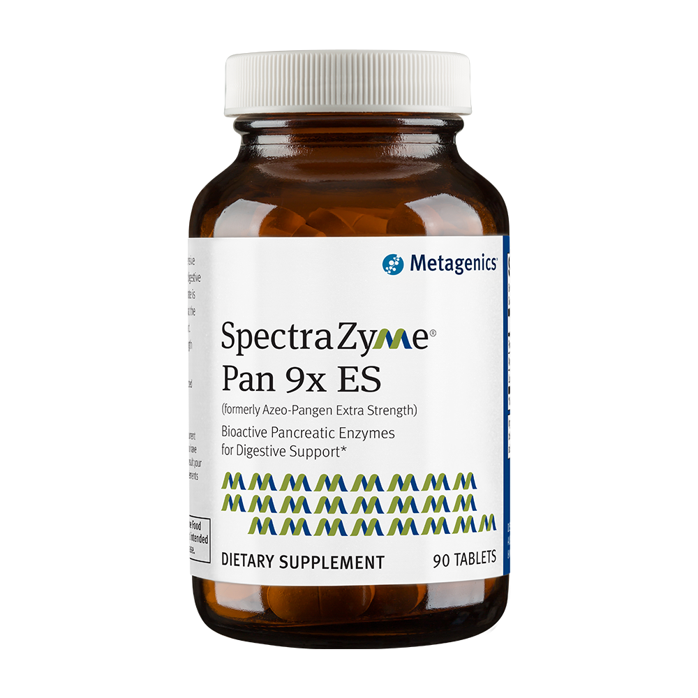 SpectraZyme® Pan 9x ES (formerly Azeo-Pangen Extra Strength)