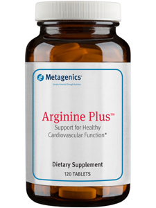 Metagenics Arginine Plus, 120 tabs