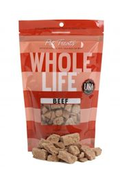 Whole Life Beef Treats , 1 oz. and 3.3 oz. for Dogs or Cats