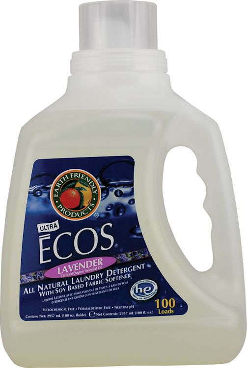 Earth Friendly Liquid Laundry Detergent 100 Fl. Oz