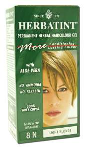 Herbatint Light Blonde 8N Hair Color