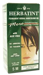 Herbatint Light Mahogany Chestnut 5M Hair Color
