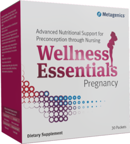 Metagenics Wellness Essentials Pregnancy 30 packets