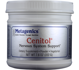 Metagenics Cenitol Powder 7.8 oz.