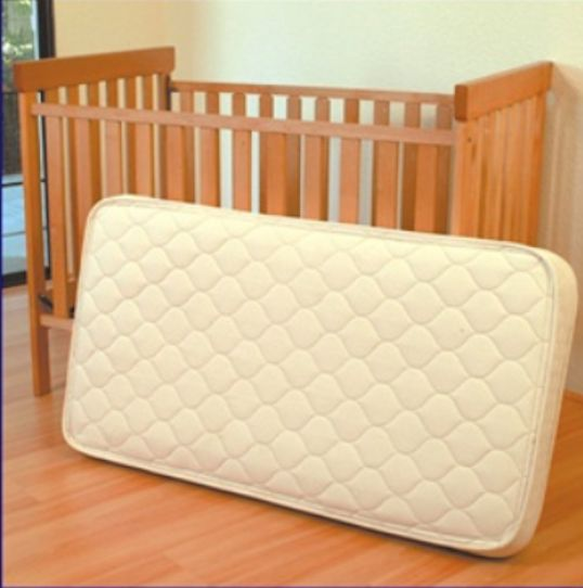 Natural Latex Crib Mattresses