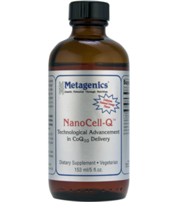 Metagenics NanoCell-Q Orange 5 Fl. Oz.