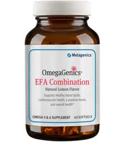 Metagenics OmegaGenics EFA Combination 60 gels