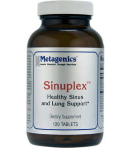 Metagenics Sinuplex 120 tabs