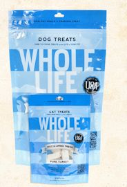 Whole Life Turkey Treats 1 oz., 4 oz. and 10 oz.