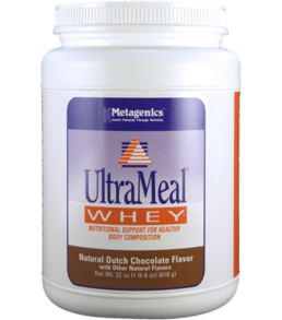 Metagenics UltraMeal Whey 22 oz.