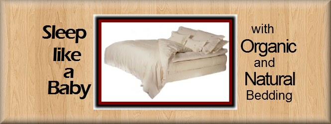 Organic and Natural Bedding