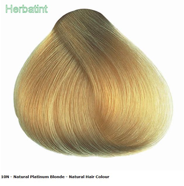 Herbatint Platinum Blonde 10N Hair Color