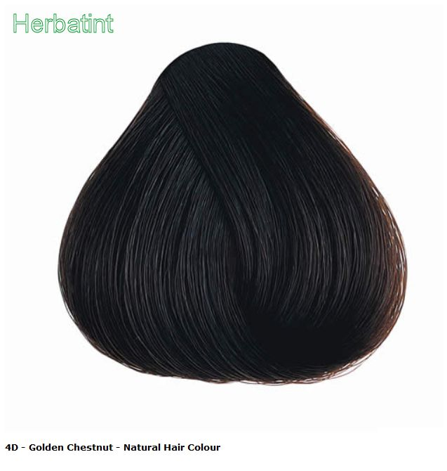 Herbatint Golden Chestnut 4D Hair Color