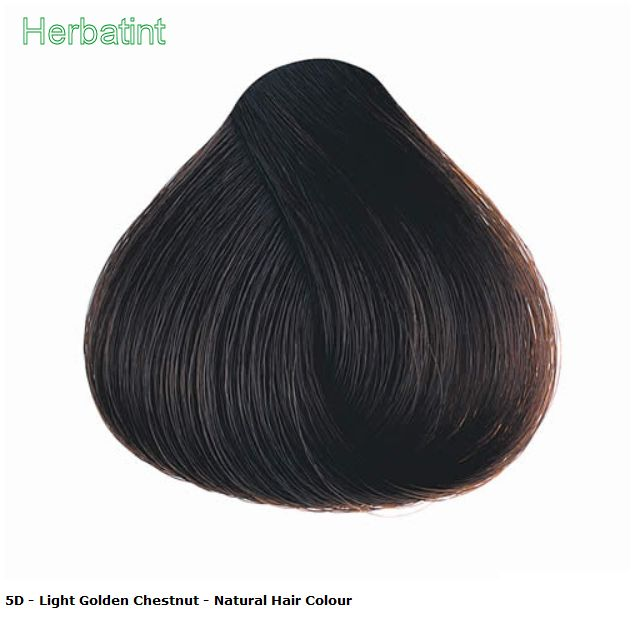 Herbatint Light Golden Chestnut 5D Hair Color