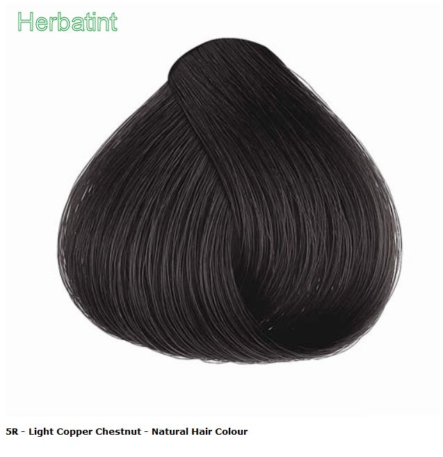 Herbatint Light CopperChestnut 5R Hair Color