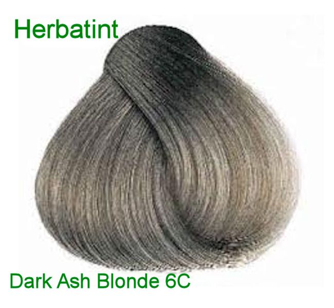 Herbatint Dark Ash Blonde 6c Hair Color Natures Country Store