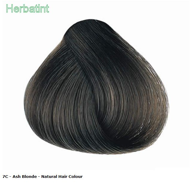 Herbatint Ash Blonde 7c Hair Color Natures Country Store