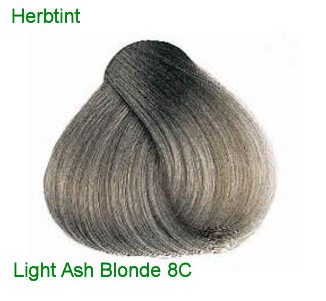 Herbatint Light Ash Blonde 8C Hair Color