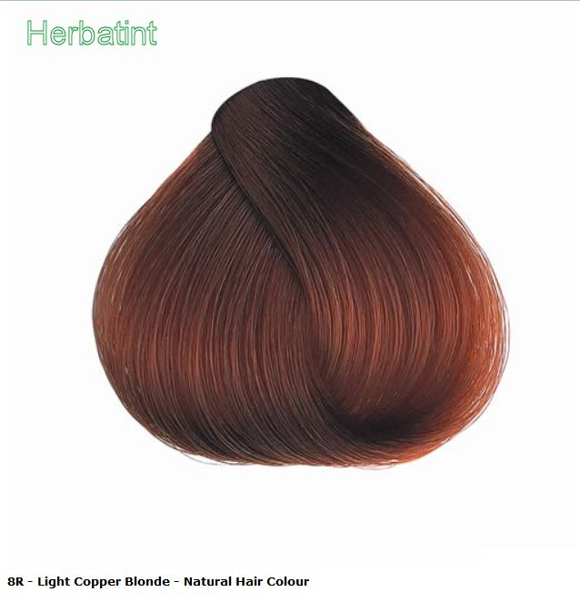 Herbatint Light Copper Blonde 8R Hair Color