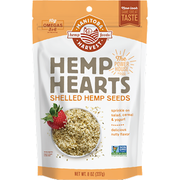 Manitoba Harvest Hemp Hearts, Organic and Natural