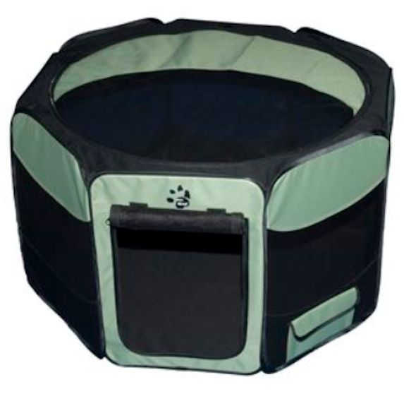Pet Gear Octagonal Small Pet Pen With Removable Top