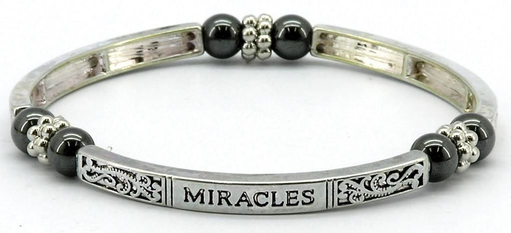 Miracles Magnetic Bracelet