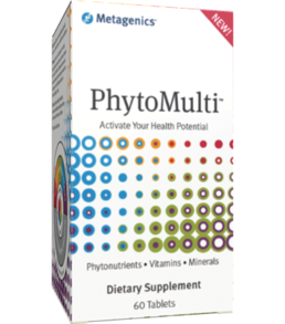 Metagenics PhytoMulti (Iron Free) 60 and 120 tabs