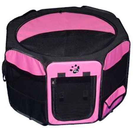 Pet Gear Octagonal Large Pet Pen With Removable Top