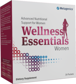 Metagenics Wellness Essentials Women 30 packets