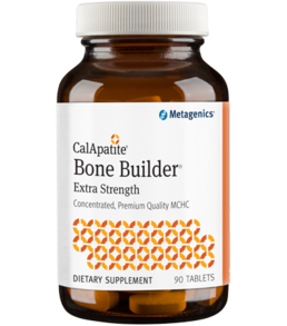 Metagenics Cal Apatite Bone Builder Extra Strength tabs