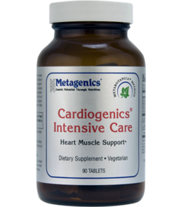 Metagenics Cardiogenics Intensive Care 90 tabs