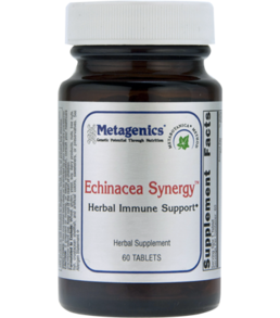 Metagenics Echinacea Synergy 60 and 120 tabs
