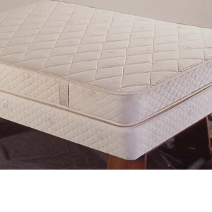 Latex, Org. Cotton Cover Mattress