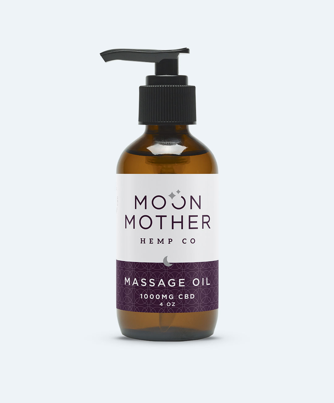 Moon Mother CBD Massage Oil