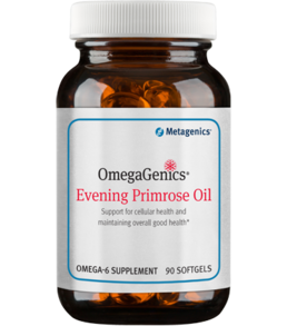 Metagenics OmegaGenics Evening Primrose Oil