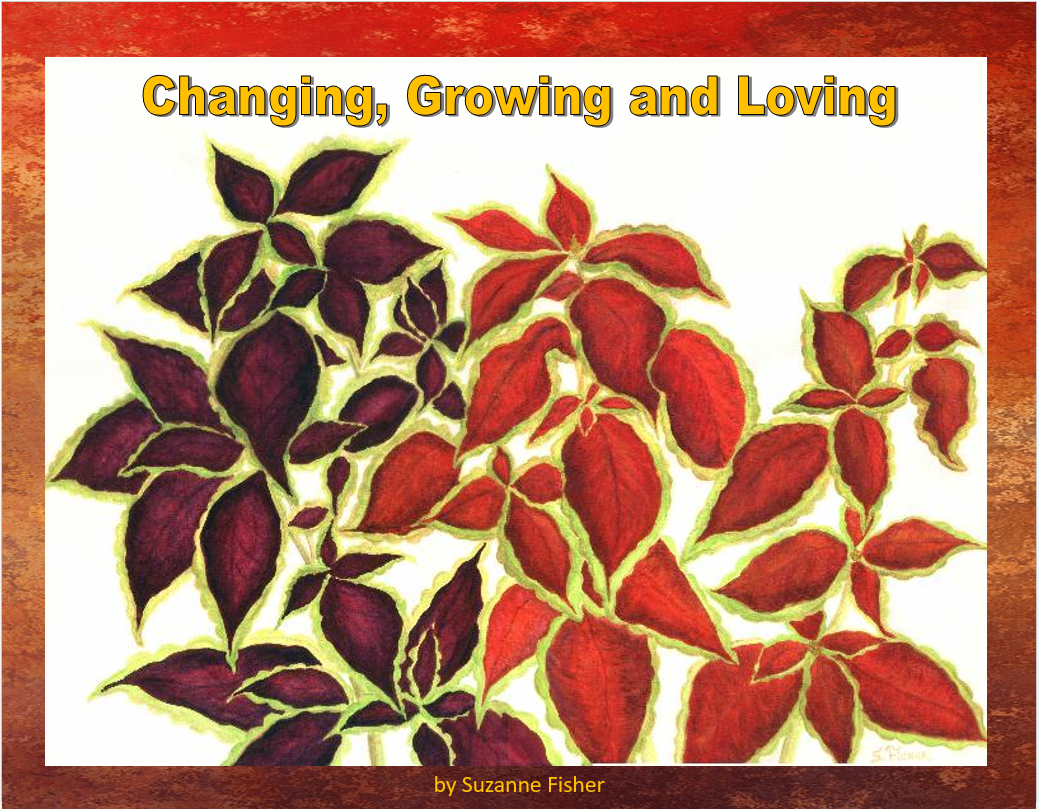 Changing, Growing and Loving E-Book