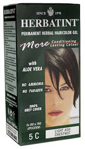 Herbatint Light Ash Chestnut 5C Hair Color