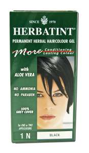 Herbatint Black 1N Hair Color