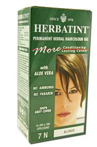 Herbatint Blonde 7N Hair Color