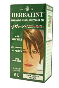 Herbatint Dark Golden Blonde 6D Hair Color