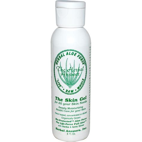 Herbal Aloe Force Skin Gel