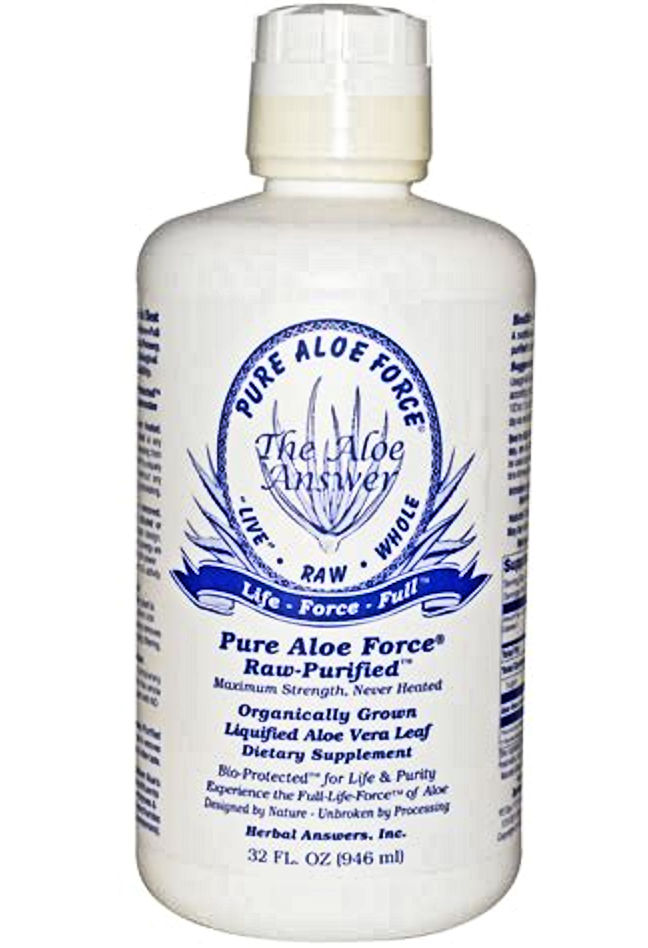 Pure Aloe Force Juice 32 Fl. Oz.