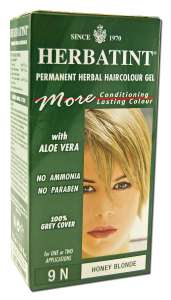 Herbatint Honey Blonde 9N Hair Color