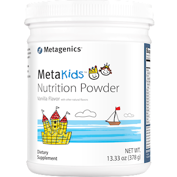 Metagenics Metakids Nutritional Powder, 378 gms.