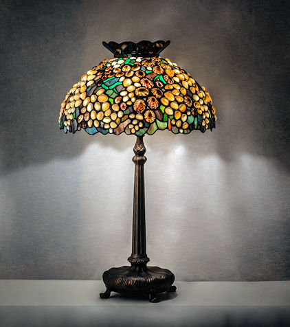 Seashell Table Lamp